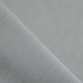 Tissu polyester fluide gris