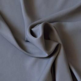 Tissu Lyocell gris au mètre à coudre