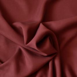 Tissu Lyocell terracotta