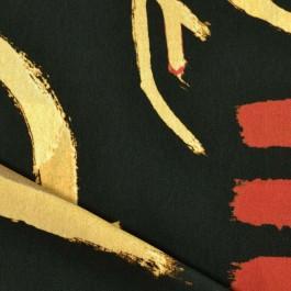 tissu imprimé asiatique