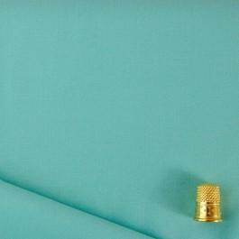 Coupon de 49 cm de tissu extensible vert d'eau