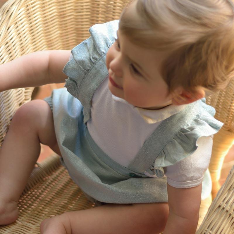Patron couture   bébé   bloomer   débutant - A&A Patrons