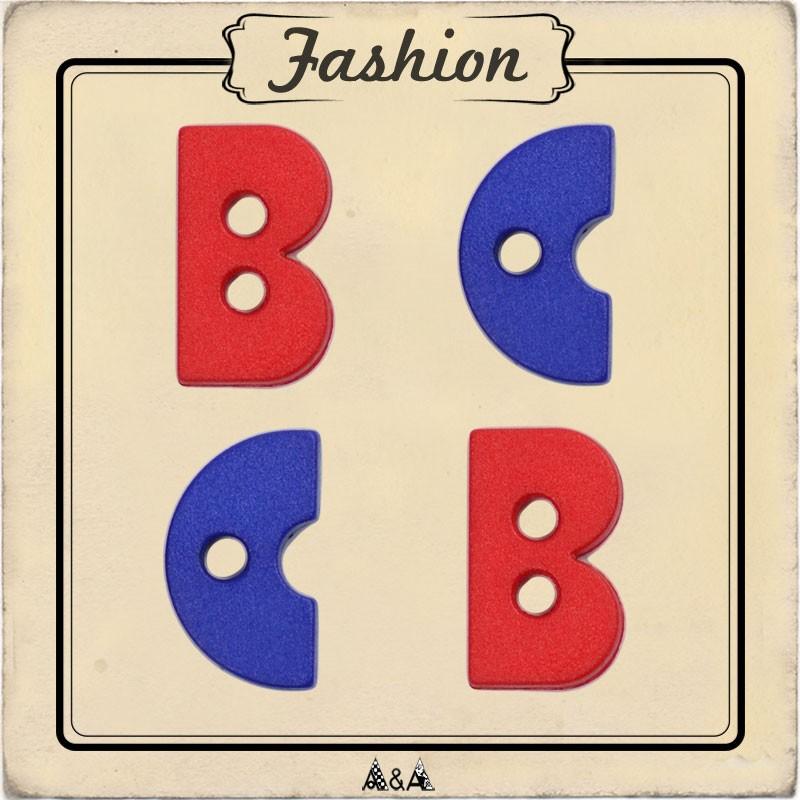 bouton lettre alphabet b et c enfant a a patrons. Black Bedroom Furniture Sets. Home Design Ideas
