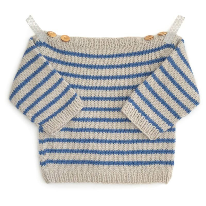kit tricot bebe facile