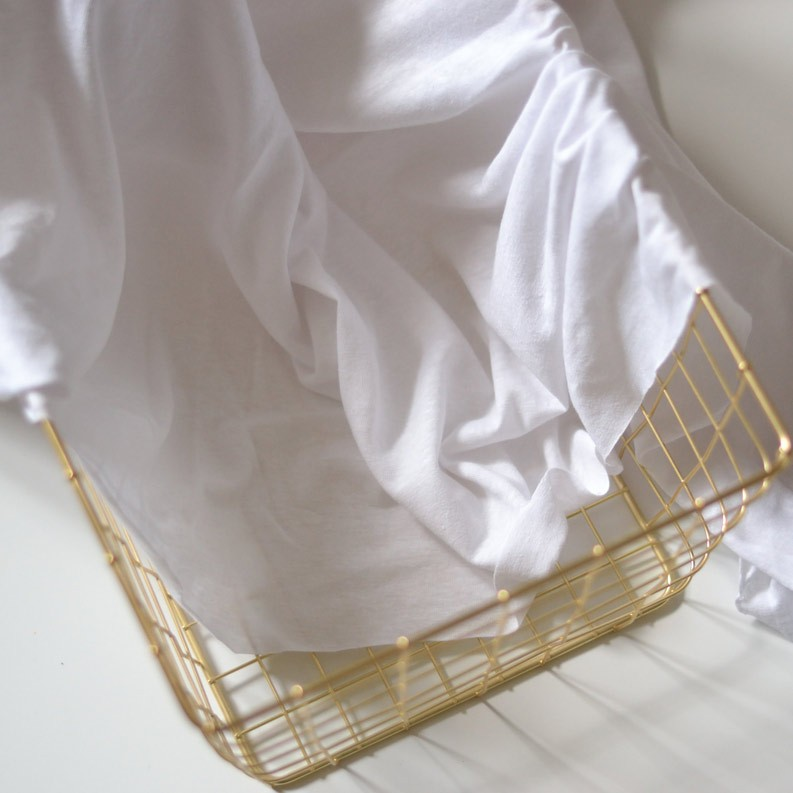 jersey chanvre et coton bio blanc a a patrons