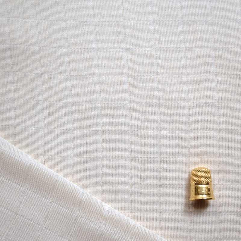 lange en coton bio cru a a patrons. Black Bedroom Furniture Sets. Home Design Ideas
