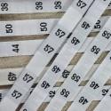 Étiquettes numérotées