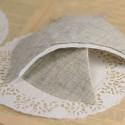 Épaulettes renforcée avec toile (paire)