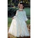 Patron couture de déguisement robe de marquise 4-10 ans