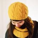 Modèle bonnet Marta