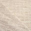 Coupon de 60 cm de tissu maille jacquard bouclette beige