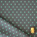 Tissu viscose à motifs gemstone teal