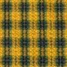 Tissu à carreaux seersucker jaune moutarde