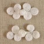 Brandebourg blanc chinois 47 mm