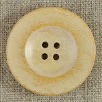 Bouton bois blanchi 20 à 30 mmm