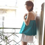 Patron de couture Top ou robe Tamatia