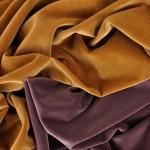 Velours de coton uni 270 g/m2