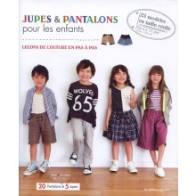 Livre Jupes & pantalons pour les enfants