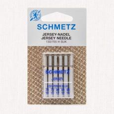 Assortiment aiguilles à coudre jersey Schmetz