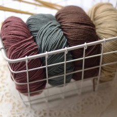 Pelote de laine gueret Fonty
