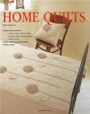 Livre Home quilts