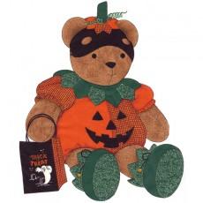 """Kit à coudre Habit nounours """"Halloween"""""""