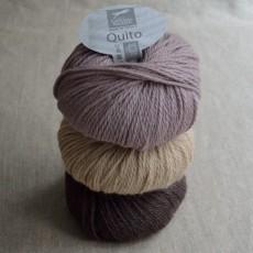Alpaga et laine Quito - (N° 4 - 4,5)