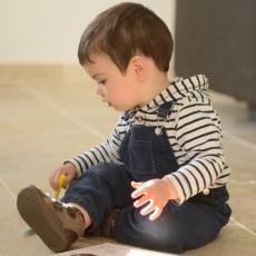 Patron couture salopette bébé facile