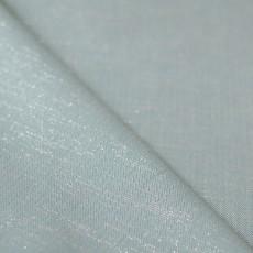 Tissu chevron vert menthe lurex