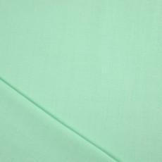 Tissu double gaze vert menthe