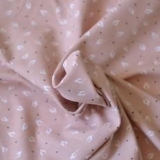 Maille jersey coton Bio au mètre pour couture enfant t-shirt