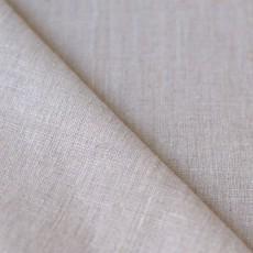 Tissu toile de lin naturelle au mètre