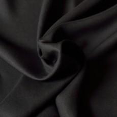 Tissu tencel noir au mètre