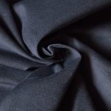 Tissu velours milleraies fin bleu marine au mètre