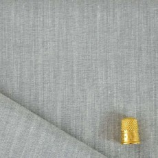 Coupon de 50 cm de Tissu argent