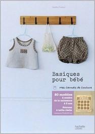 """Livre """"Basique pour bébé"""""""