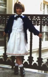 Kit à coudre robe chasuble enfant