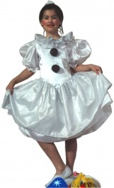 Colombine's dress P600