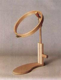 Cadre pour siège avec tambour