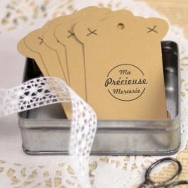 Cartonnettes ruban lot de 5
