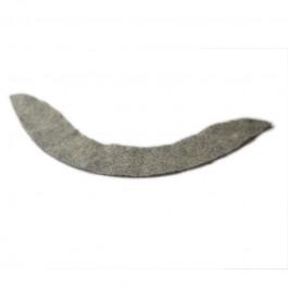 Cigarette en forme pour tête de manche grise