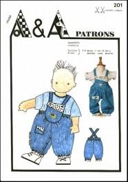 Overalls P201