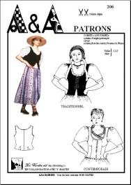 CORSET lou corset P206