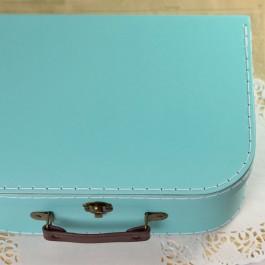 Boite à couture valise carton