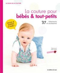 """Livre """"La couture pour bébés & tout-petits"""""""