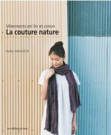 Livre La couture nature