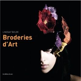 Livre Broderies d'Art