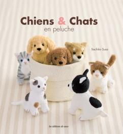Livre Chiens & Chats en peluche