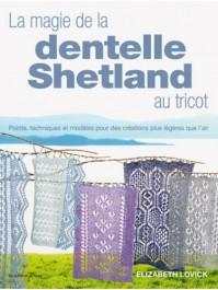 Livre Tricot dentelle Shetland