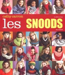 Livre Les snoods au tricot